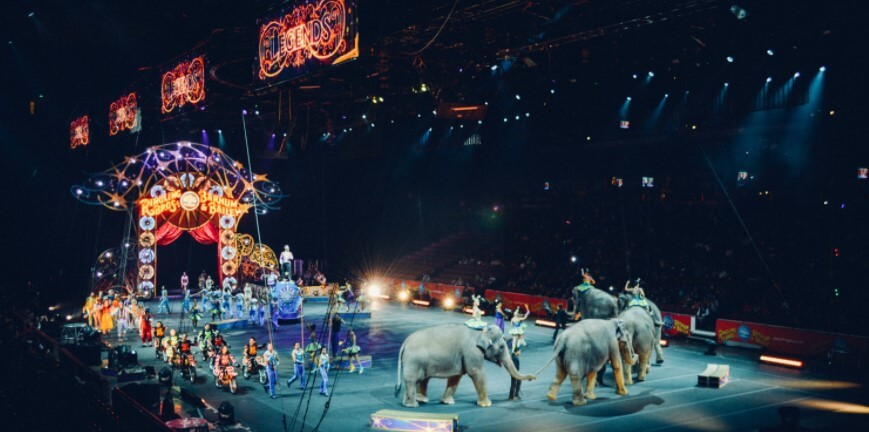 1001 Writing Prompts About The Circus
