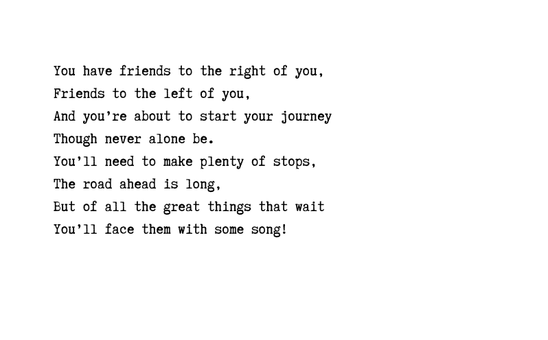 ai poetry